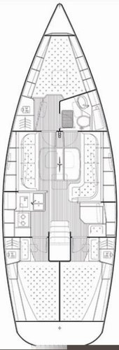 Boat for rent Bavaria Yachtbau 38.0 feet in Marina Mali Losinj,