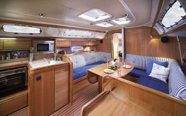 Bavaria Yachtbau's 38.0 feet in Split region
