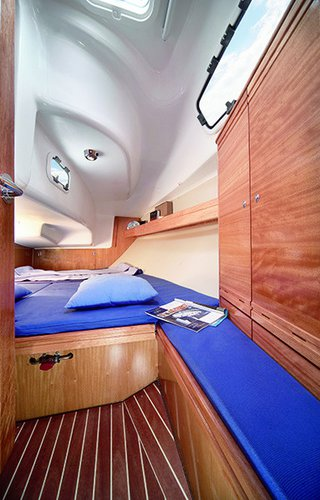 Discover Dodecanese surroundings on this Bavaria 39 Cruiser Bavaria Yachtbau boat