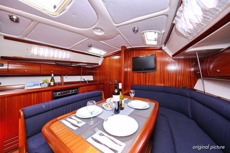 Discover Istra surroundings on this Bavaria 38 Bavaria Yachtbau boat