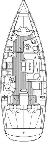 Boat for rent Bavaria Yachtbau 39.0 feet in Yachtclub Seget (Marina Baotić), Seget Donji,