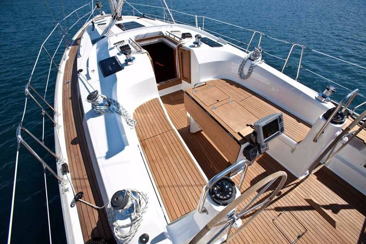 Bavaria Yachtbau's 39.0 feet in Tuscany