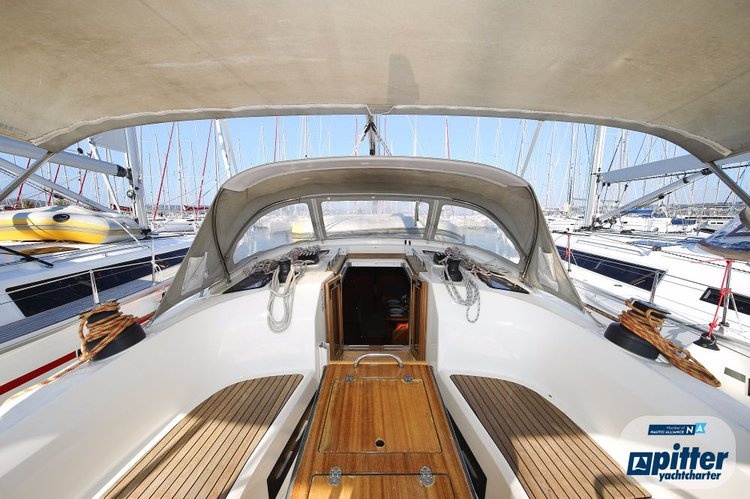 Boat for rent Bavaria Yachtbau 39.0 feet in Marina Kornati, Biograd,