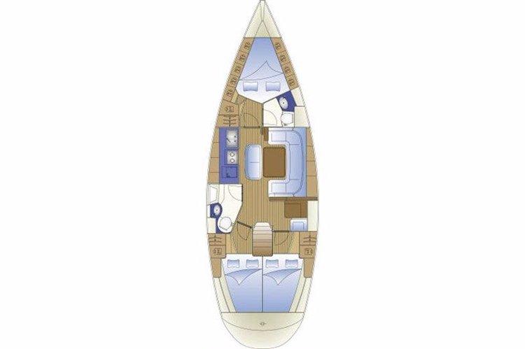 Bavaria Yachtbau's 40.0 feet in Balearic Islands