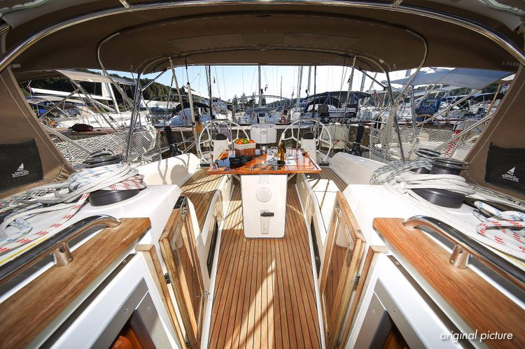 Boat for rent Bavaria Yachtbau 40.0 feet in Marina Tehnomont Veruda, Pula,