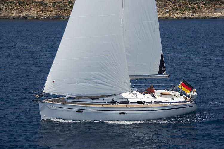 Discover Saronic Gulf surroundings on this Bavaria 40 Cruiser Bavaria Yachtbau boat