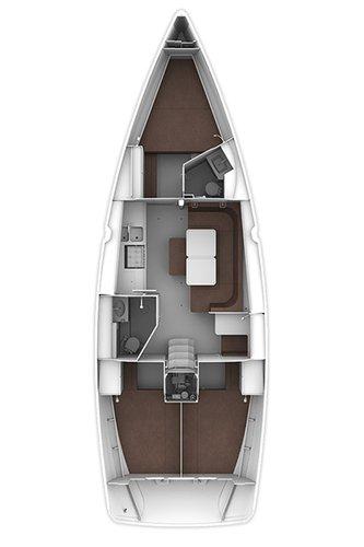 Boat for rent Bavaria Yachtbau 40.0 feet in Marina Hramina, Murter,