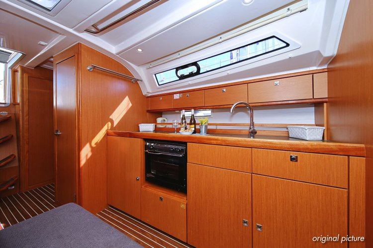 Boat for rent Bavaria Yachtbau 40.0 feet in Marina Trogir – ACI,