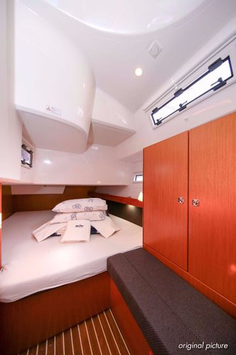 Discover Split region surroundings on this Bavaria Cruiser 41S Bavaria Yachtbau boat