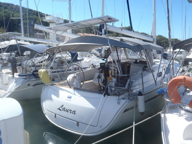 Boat for rent Bavaria Yachtbau 40.0 feet in Marina Spinut, Split,