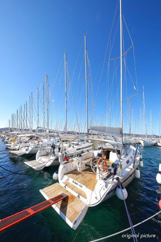 Bavaria Yachtbau boat for rent in Zadar region