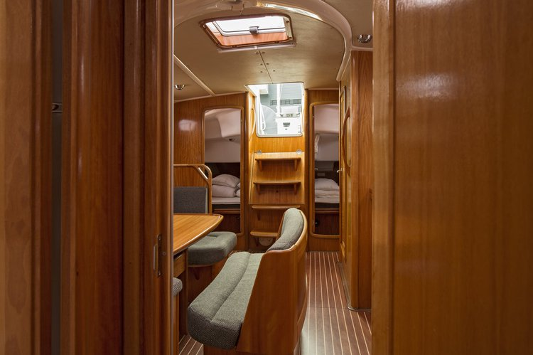 Discover Stockholm County surroundings on this Bavaria 42 Cruiser Bavaria Yachtbau boat