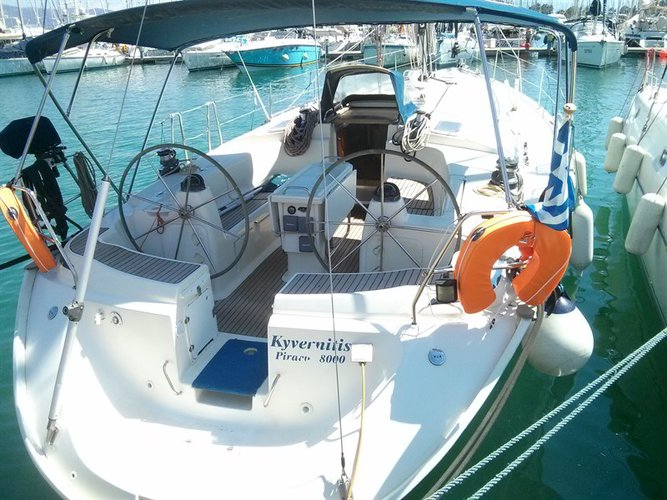 Other boat rental in Corfu (Gouvia marina),