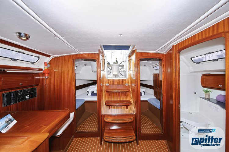 Boat for rent Bavaria Yachtbau 45.0 feet in Marina Trogir – ACI,