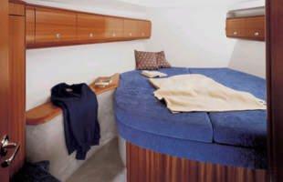 This 45.0' Bavaria Yachtbau cand take up to 9 passengers around Split region