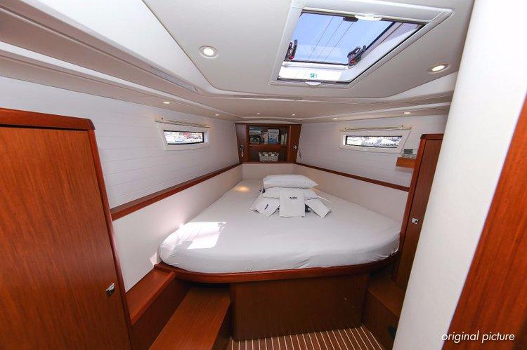 Discover Zadar region surroundings on this Bavaria Vision 46 Bavaria Yachtbau boat