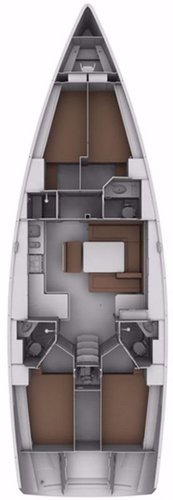 Bavaria Yachtbau's 46.0 feet in