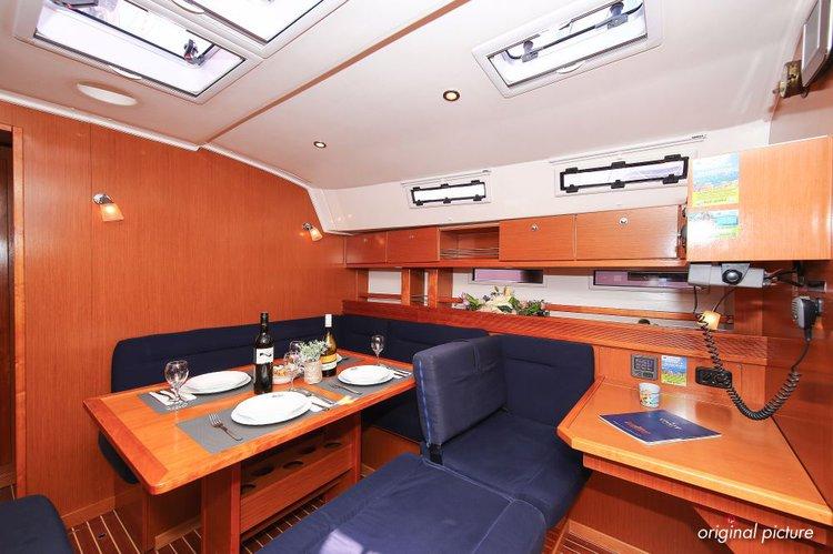 Discover  surroundings on this Bavaria Cruiser 45 Bavaria Yachtbau boat
