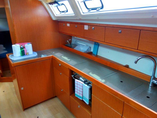 Bavaria Yachtbau's 46.0 feet in Cyclades