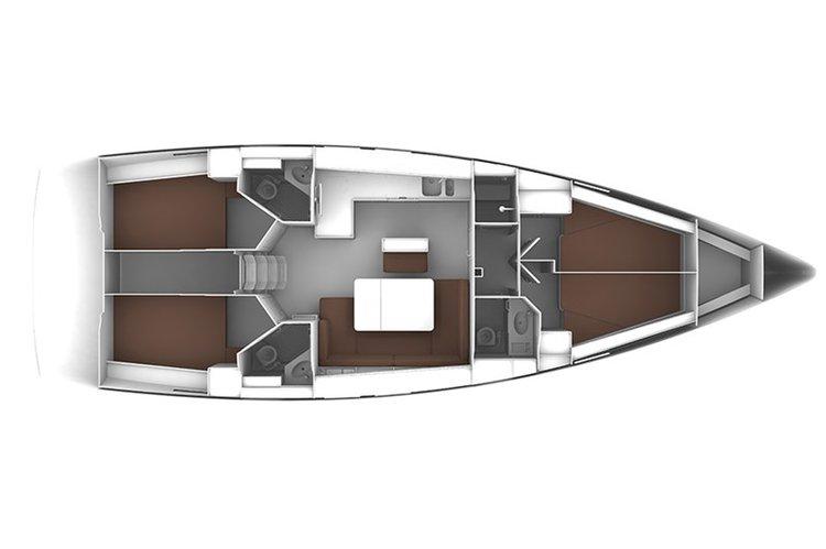 Bavaria Yachtbau's 46.0 feet in Ionian Islands