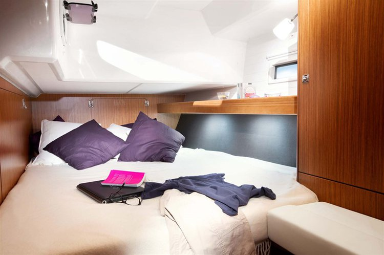 Discover Ionian Islands surroundings on this Bavaria Cruiser 46 Bavaria Yachtbau boat