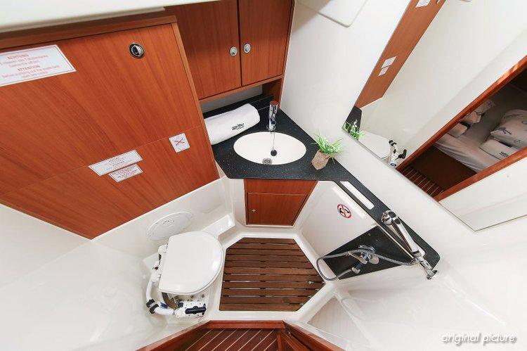 Boat for rent Bavaria Yachtbau 46.0 feet in Marina Tehnomont Veruda, Pula,