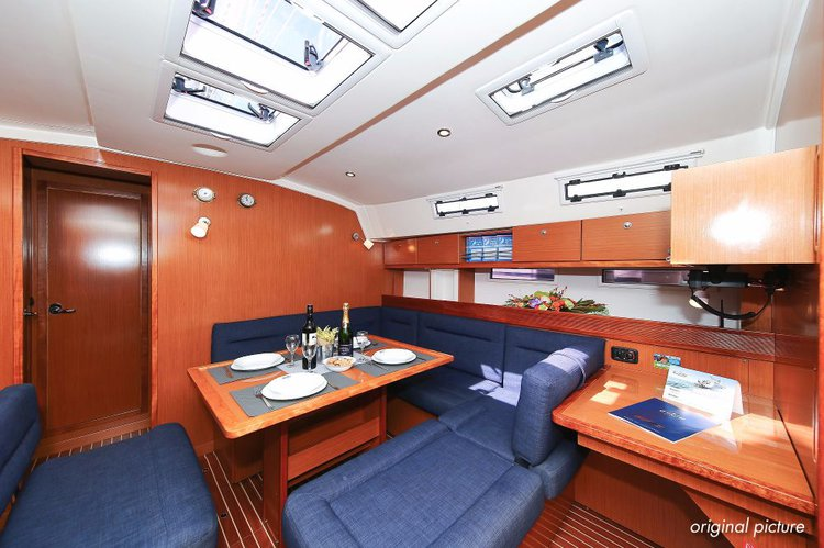 Discover Istra surroundings on this Bavaria Cruiser 45 Bavaria Yachtbau boat