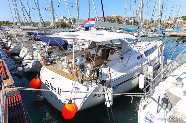 Boat for rent Bavaria Yachtbau 46.0 feet in Marina Tehnomont Veruda, Pula,