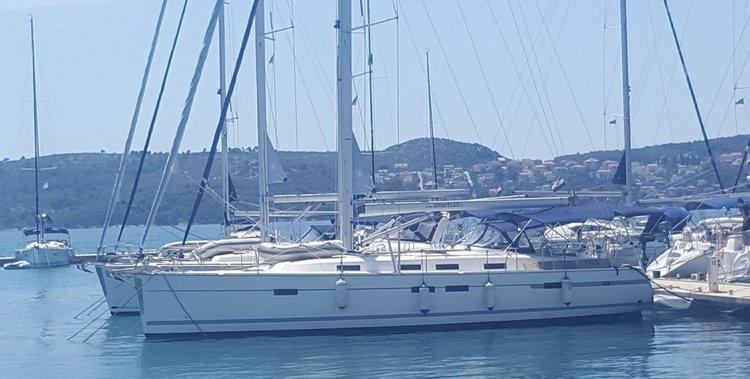 Boat for rent Bavaria Yachtbau 46.0 feet in Yachtclub Seget (Marina Baotić), Seget Donji,