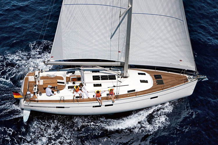 Boat for rent Bavaria Yachtbau 46.0 feet in Marina Trogir - SCT, Croatia