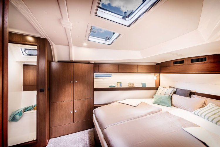 Discover Split region surroundings on this Bavaria Cruiser 46 Style Bavaria Yachtbau boat