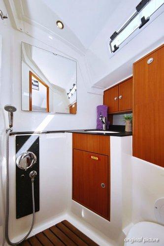 Discover Split region surroundings on this Bavaria Cruiser 45 Bavaria Yachtbau boat