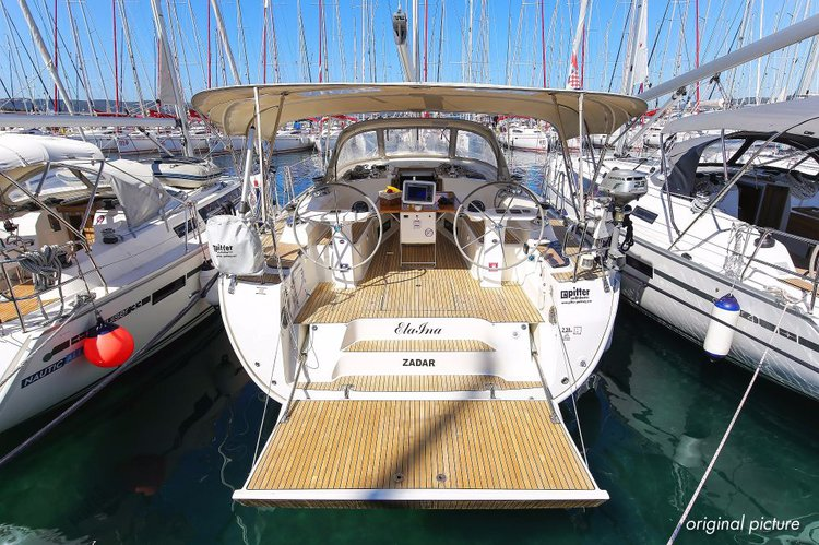 Bavaria Yachtbau's 46.0 feet in Zadar region