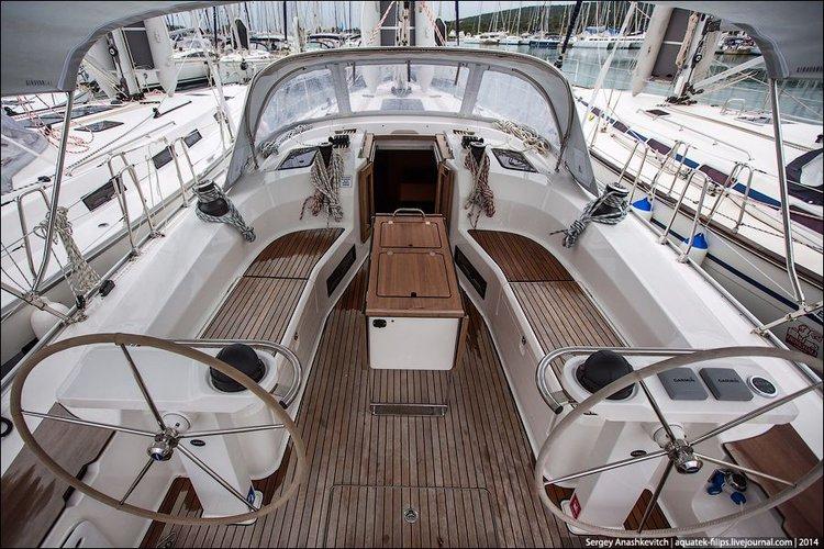 Other boat rental in Marina Dalmacija, Sukosan, Croatia