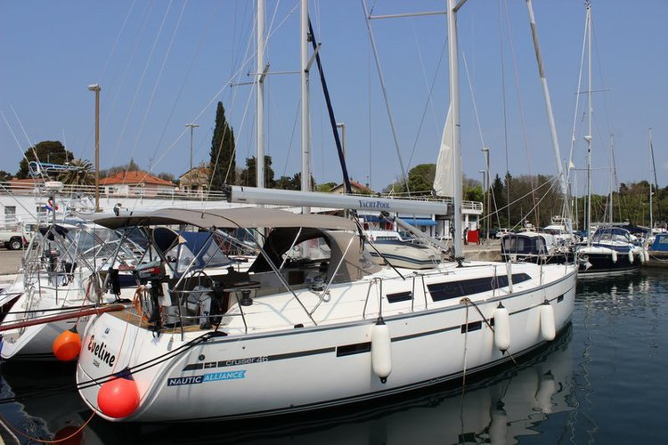 Other boat rental in Marina Kornati, Biograd, Croatia