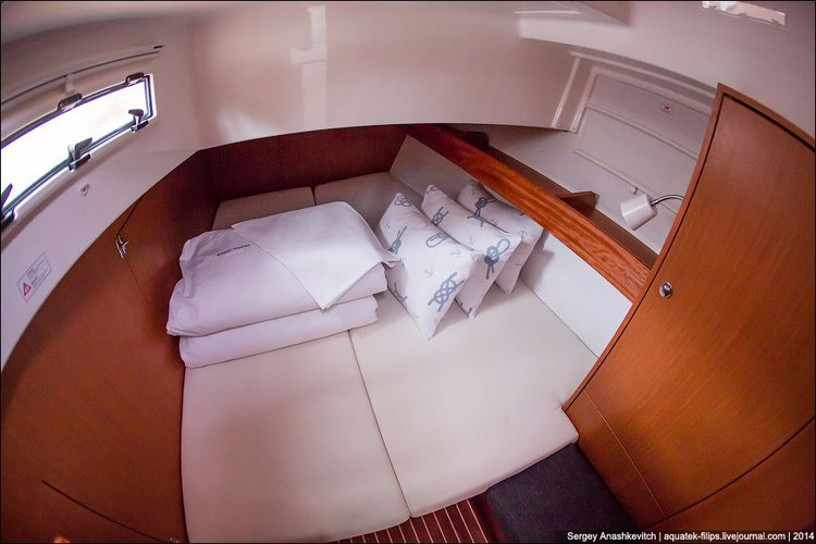 This 46.0' Bavaria Yachtbau cand take up to 10 passengers around Zadar region