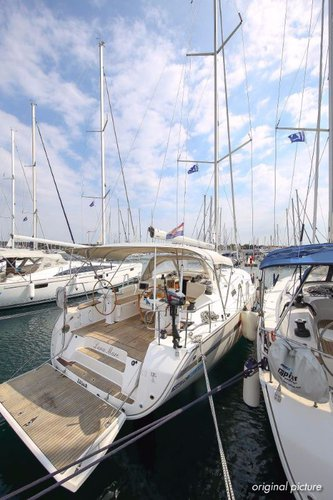 Boat for rent Bavaria Yachtbau 46.0 feet in Marina Kornati, Biograd, Croatia