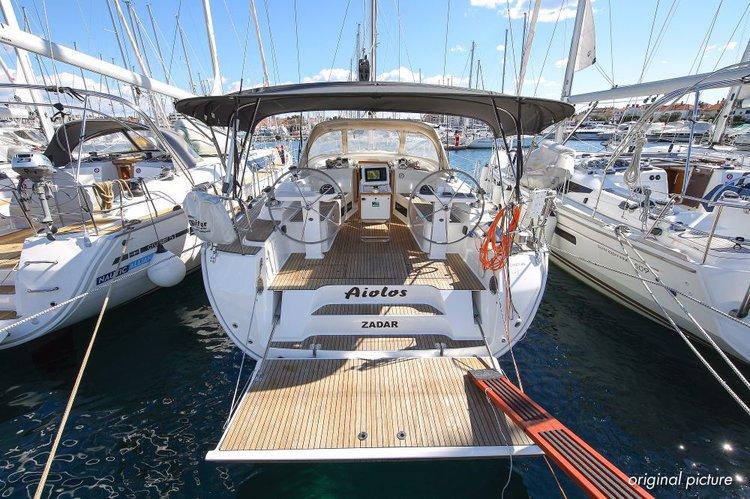 Experience Zadar region on board this amazing Bavaria Yachtbau