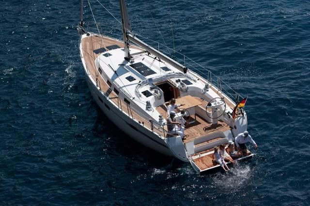 Boat for rent Bavaria Yachtbau 46.0 feet in Marina Dalmacija, Sukosan,