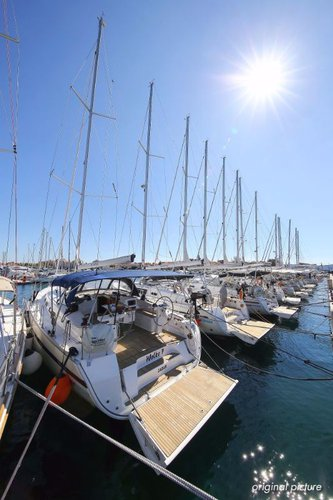 Discover Zadar region surroundings on this Bavaria Cruiser 45 Bavaria Yachtbau boat