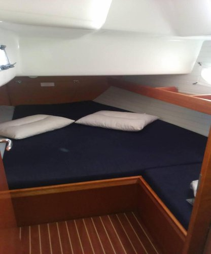 Boat for rent Bavaria Yachtbau 47.0 feet in Cyclades,