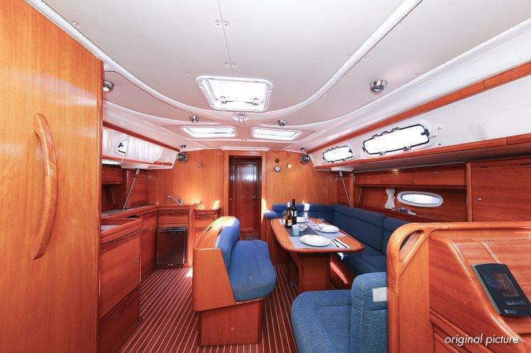 Discover Istra surroundings on this Bavaria 46 Cruiser Bavaria Yachtbau boat