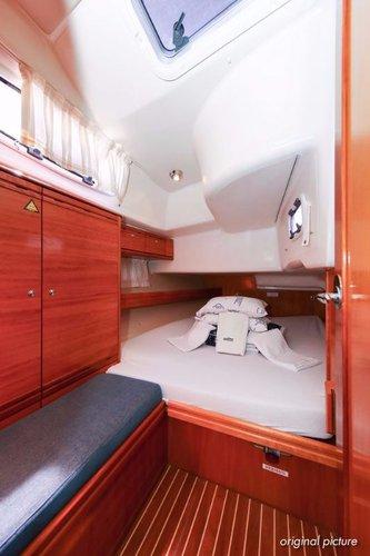 This 47.0' Bavaria Yachtbau cand take up to 9 passengers around Istra