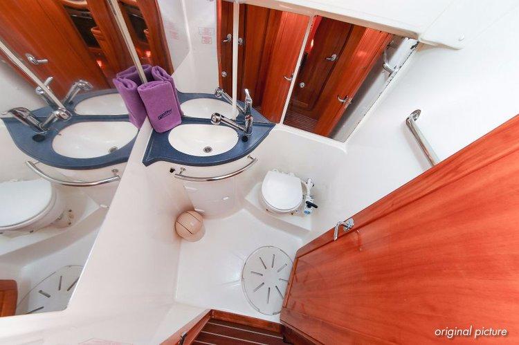 Boat for rent Bavaria Yachtbau 47.0 feet in Marina Trogir – ACI,