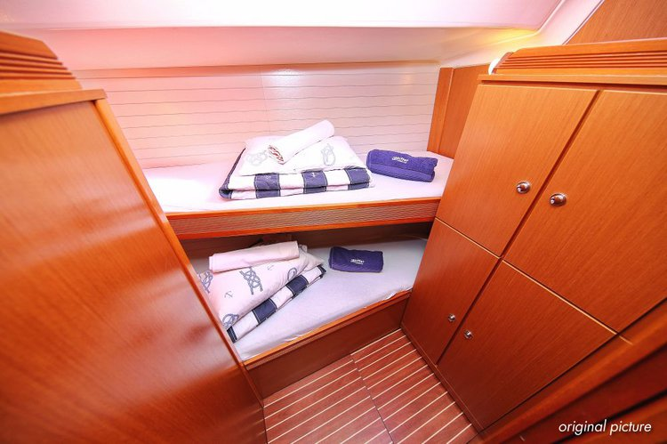 Discover Split region surroundings on this Bavaria 47 Cruiser Bavaria Yachtbau boat