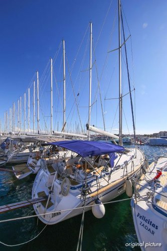 Boat for rent Bavaria Yachtbau 47.0 feet in Marina Kornati, Biograd,