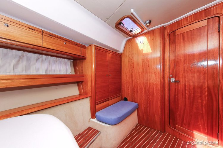 Discover Zadar region surroundings on this Bavaria 46 Cruiser Bavaria Yachtbau boat