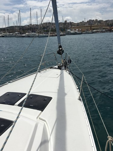 Discover Cyclades surroundings on this Bavaria 51 Cruiser Bavaria Yachtbau boat