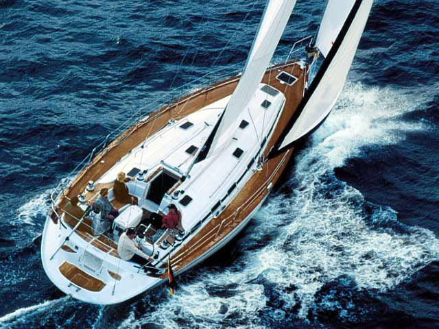 Jump aboard this beautiful Bavaria Yachtbau Bavaria 49
