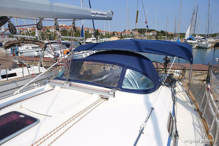 Other boat rental in Marina Tehnomont Veruda, Pula, Croatia